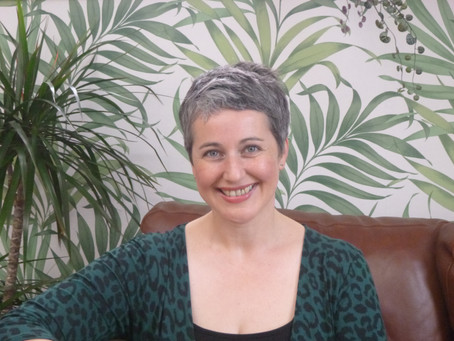 Anna Sansom signs publishing deal with The Unbound Press for Desire Lines.