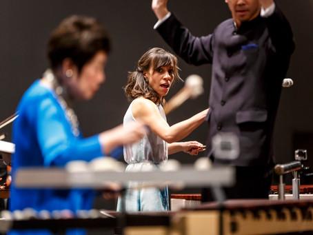 Keiko Abe & Veronica Cagigao en el Auditorio de Tenerife