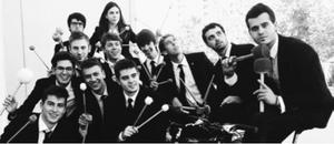 Percusiones del CSMA 2016 foto: Mireia Piedrafita / archivo CSMA