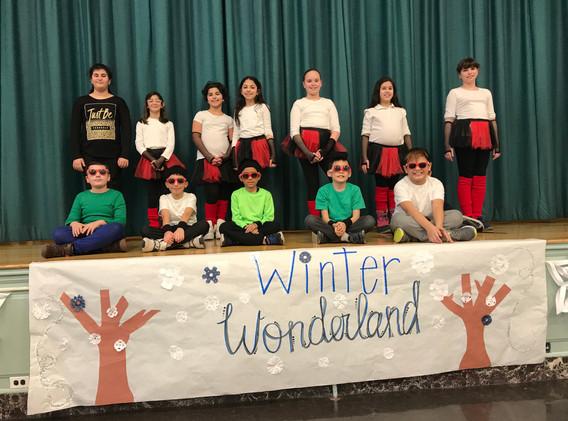 Winter Show Elementary