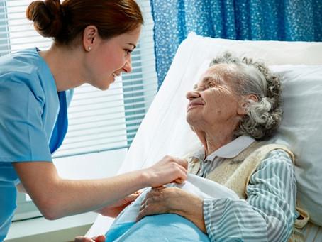 Правильний догляд за хворим в домашніх умовах - основний фактор його найшвидшого одужання.