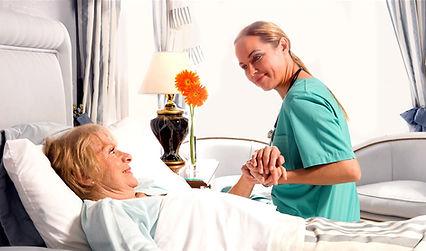 Догляд за лежачими хворими