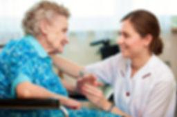 Догляд за людьми похилого віку