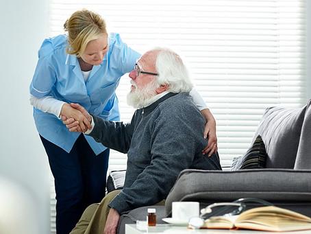 Достойний догляд в старості