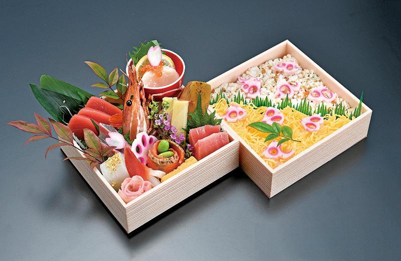 海鮮弁当 2,800円
