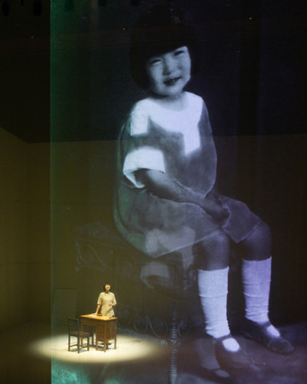 Read Sing Eileen Chang, Zuni Icosahedron