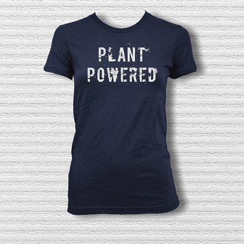 Women's Plant-Powered Vegan T-shirt