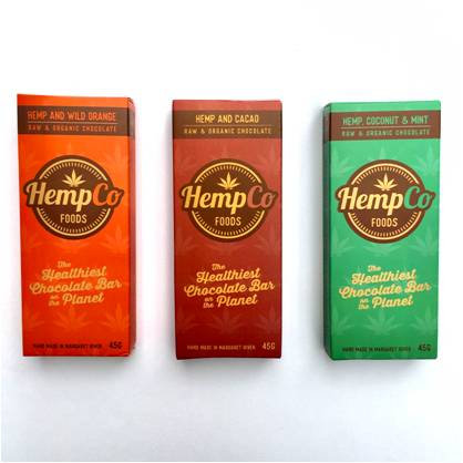HEMP CHOCOLATE MEDLEY