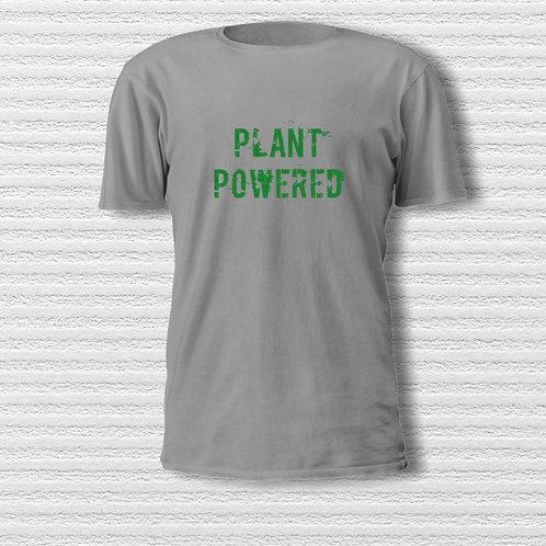 Men's (Unisex) Plant Powered Vegan T-shirt