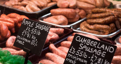 Sausage Display