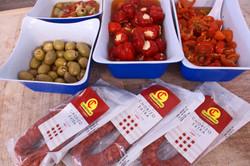 Mediterranean Deli Selection