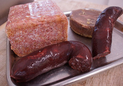 Traditional Meats Selection