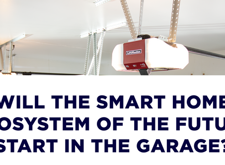 Let us make your garage (and home) a little smarter.
