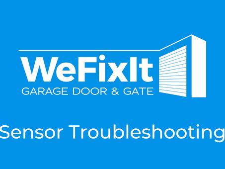 Having Trouble with Your Garage Door Closing?