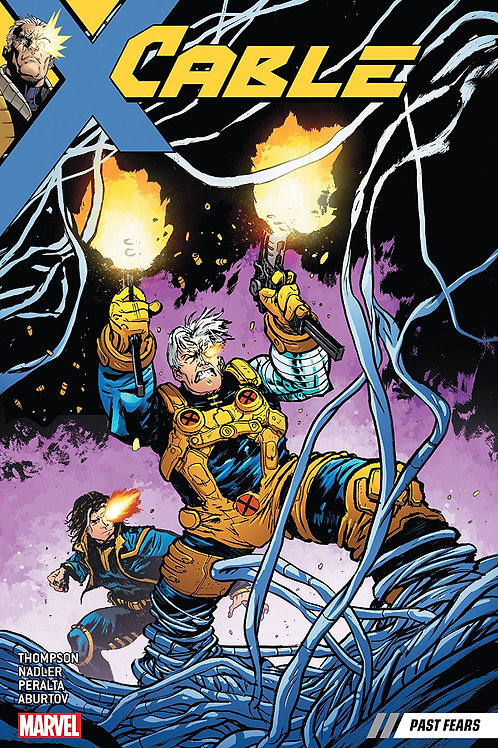 Cable: Past Fears (trade paperback)