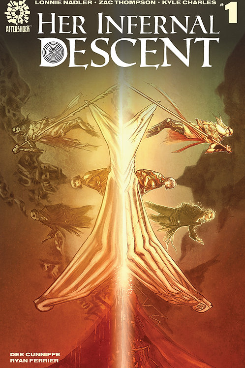 Her Infernal Descent #1 - 5