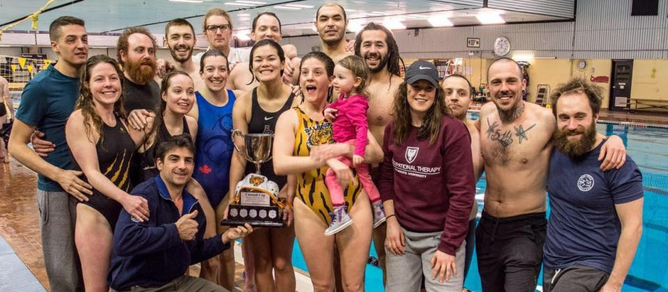 Dalhousie Water Polo Wins Atlantic Championship