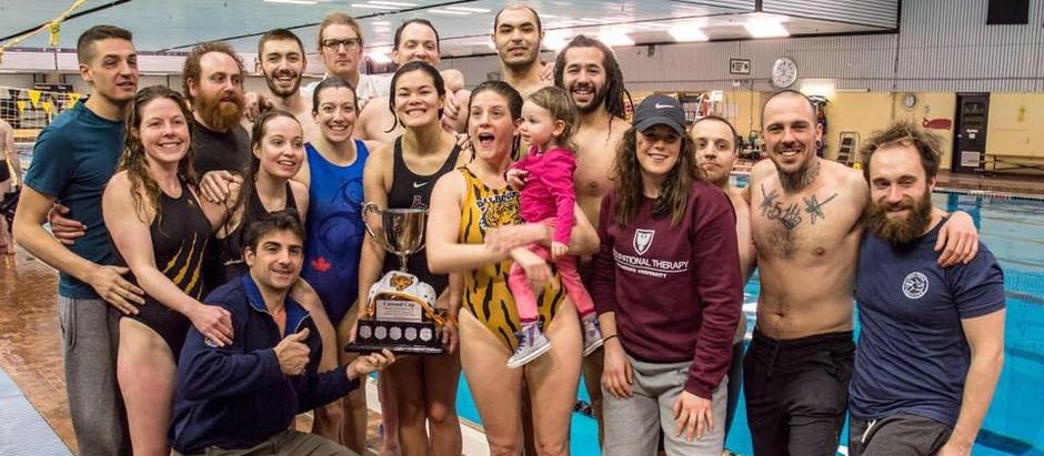 Dalhousie Water Polo Wins Atlantic Championship