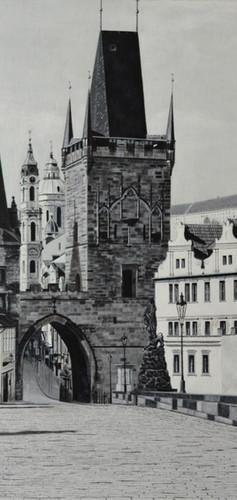 City of one hundred spires.