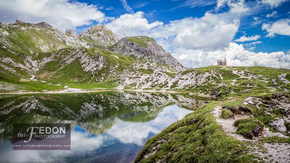Olbe Lakes, Veneto, EU