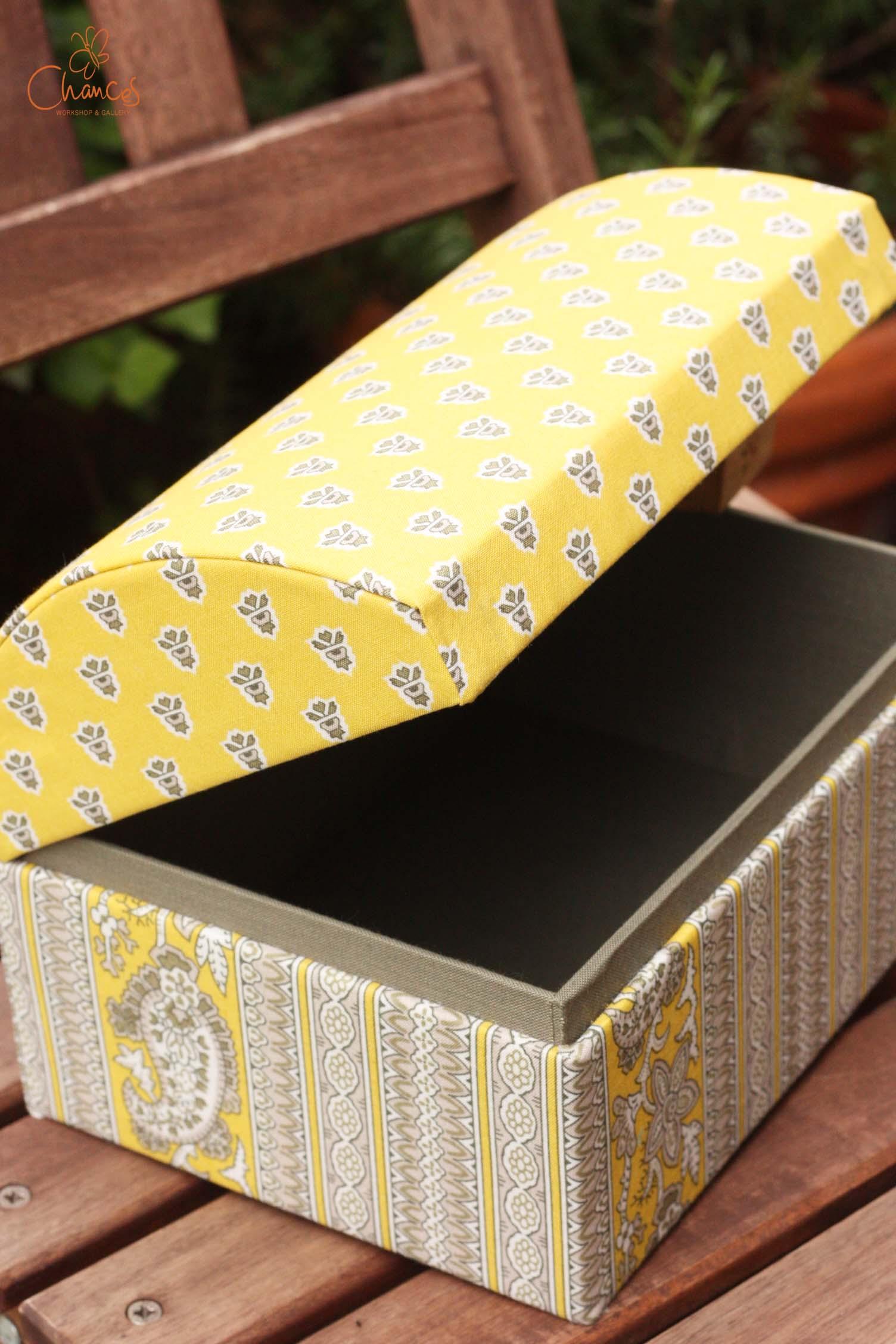 ドーム型BOX