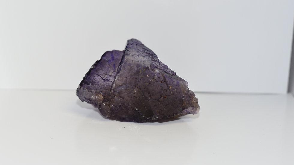 Cubic Purple Fluorite