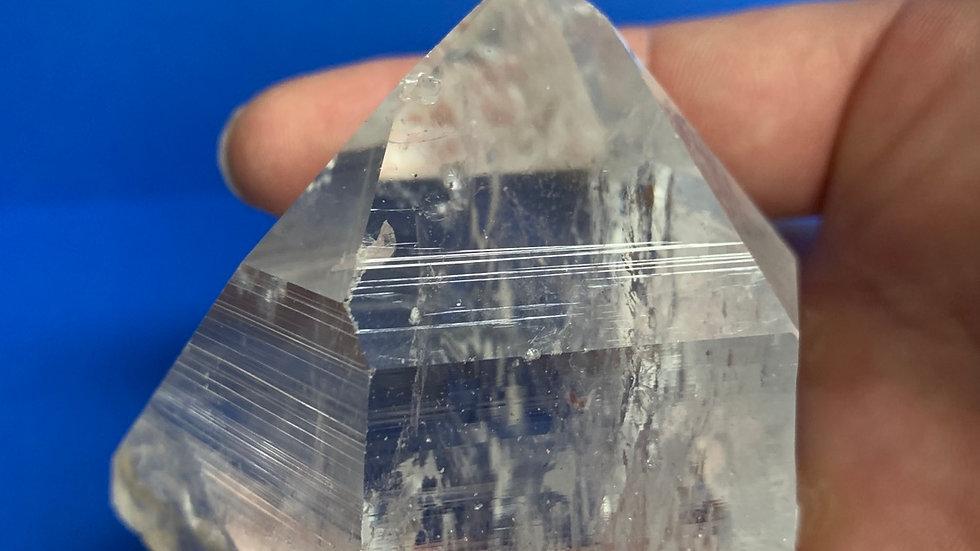 Lemurain seed blade of light crystal