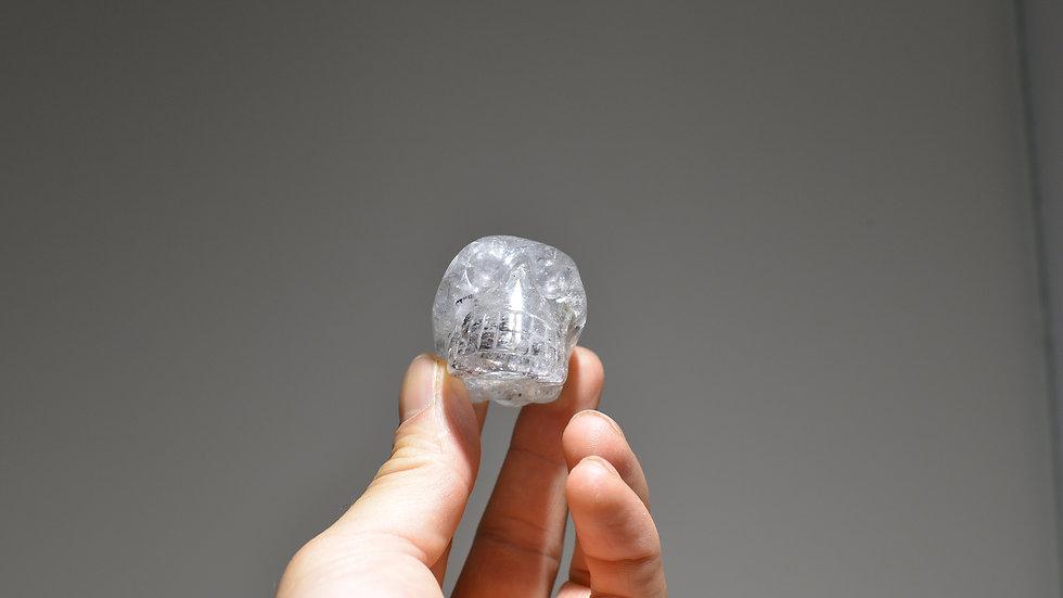 Small crystal skull