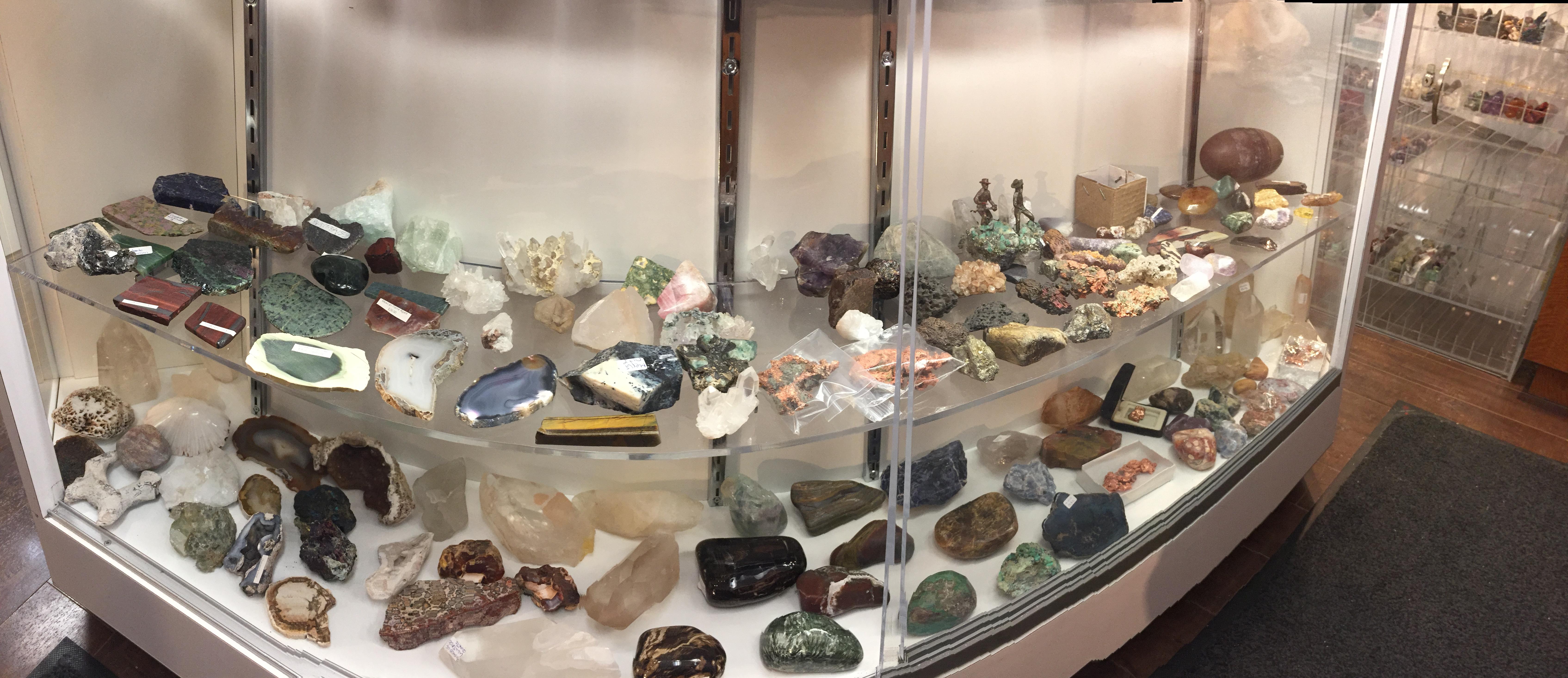 exotic minerals