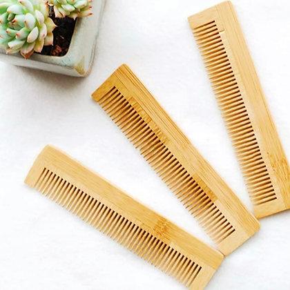 Natural Bamboo Comb