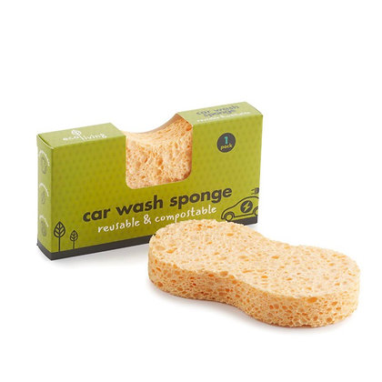 Compostable Car Wash Sponge