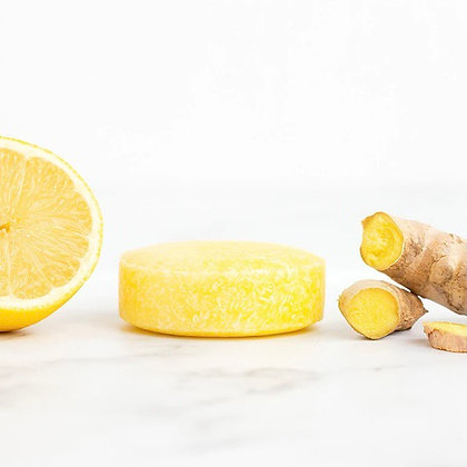 Lemon & Ginger Shampoo Bar