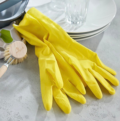 Natural Latex Rubber Gloves