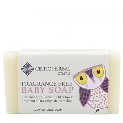 Baby Soap - Fragrance Free