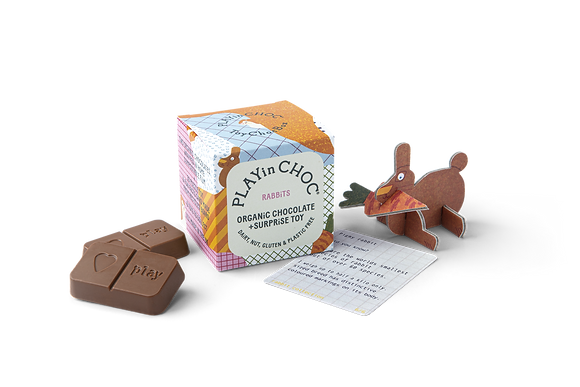 ToyChoc Box RABBiT
