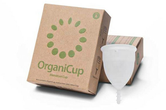 OrganiCup - Menstrual Cup