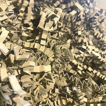 Crinkled Paper Packaging