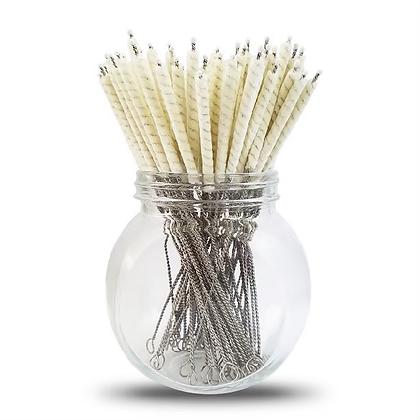 Premium Straw Cleaning Brush