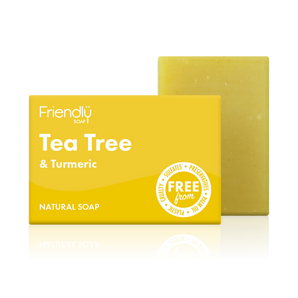 Tea Tree and Turmeric Soap