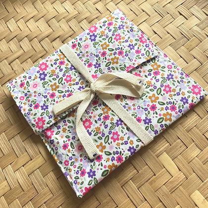 Snack Bag - Floral