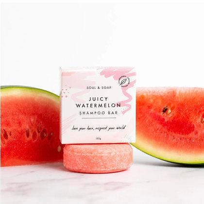 Juicy Watermelon Shampoo Bar