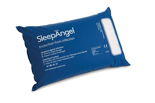 "Hospital ""C diff-Free"" Pillow - Microfibre"