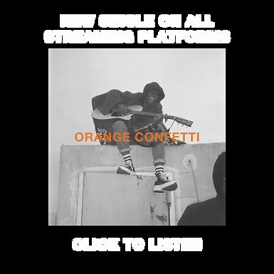 Orange Confetti Album cover official (1)
