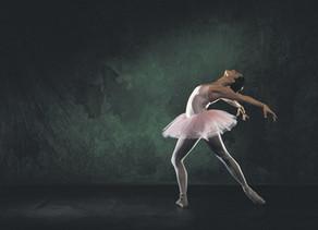 バレエダンサーの筋肉