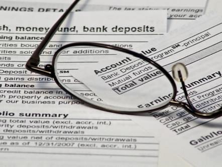 Sharing financial information in divorce