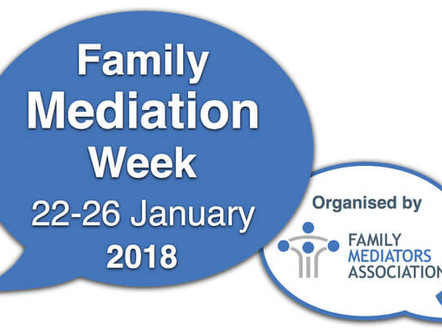 Family Mediation Week
