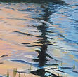 """""""Magic light on the marshes"""" Detail 2"""