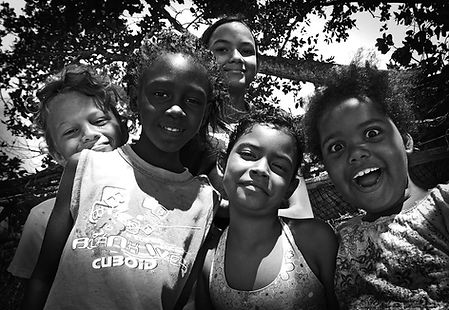 Children in Seychelles, photo by Roland Henrion