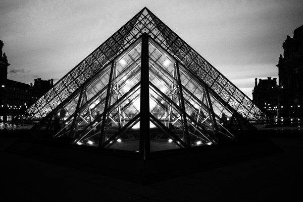 Pirâmides francesas