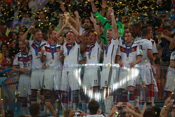 Alemanha campeã mundial 2014